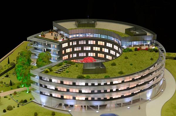 Les maquettes d'architecture de votre modéliste dans le secteur de Nîmes et Montpellier